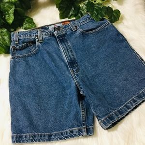 Levi's Vintage 80's Denim Jeans High Waist Shorts